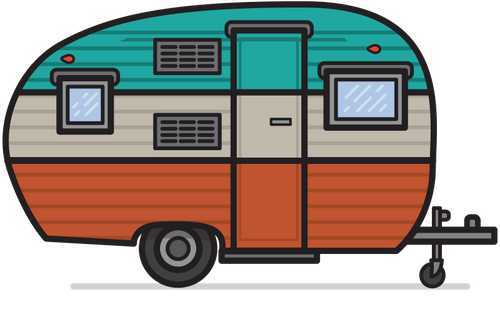 Campervan/caravan pitch