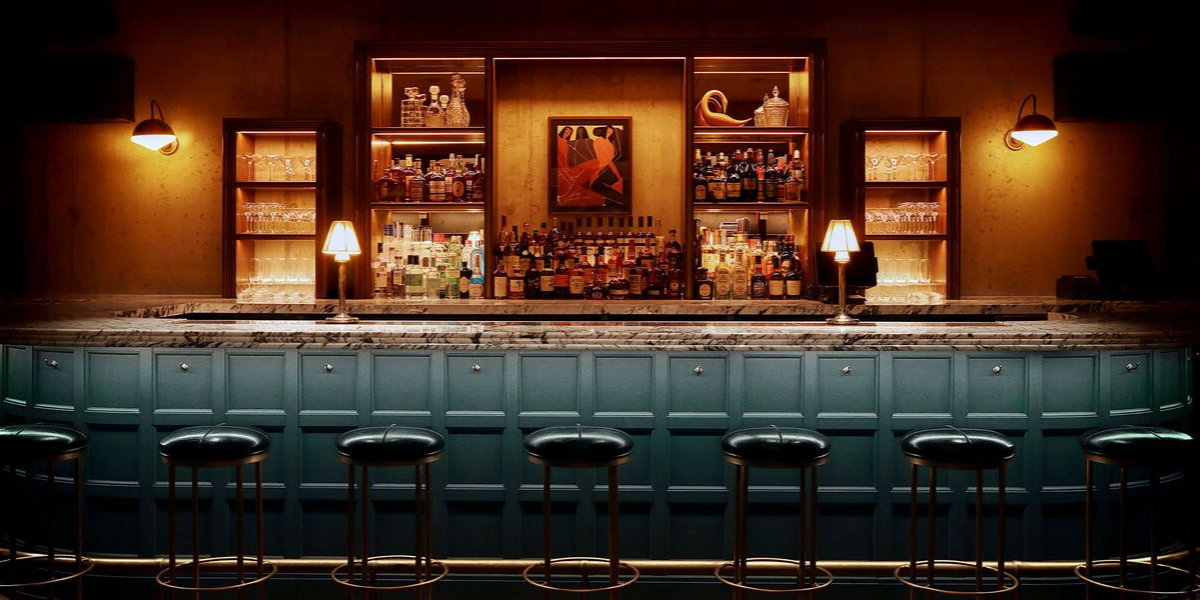 The Best Bars In New York & London To Unwind In