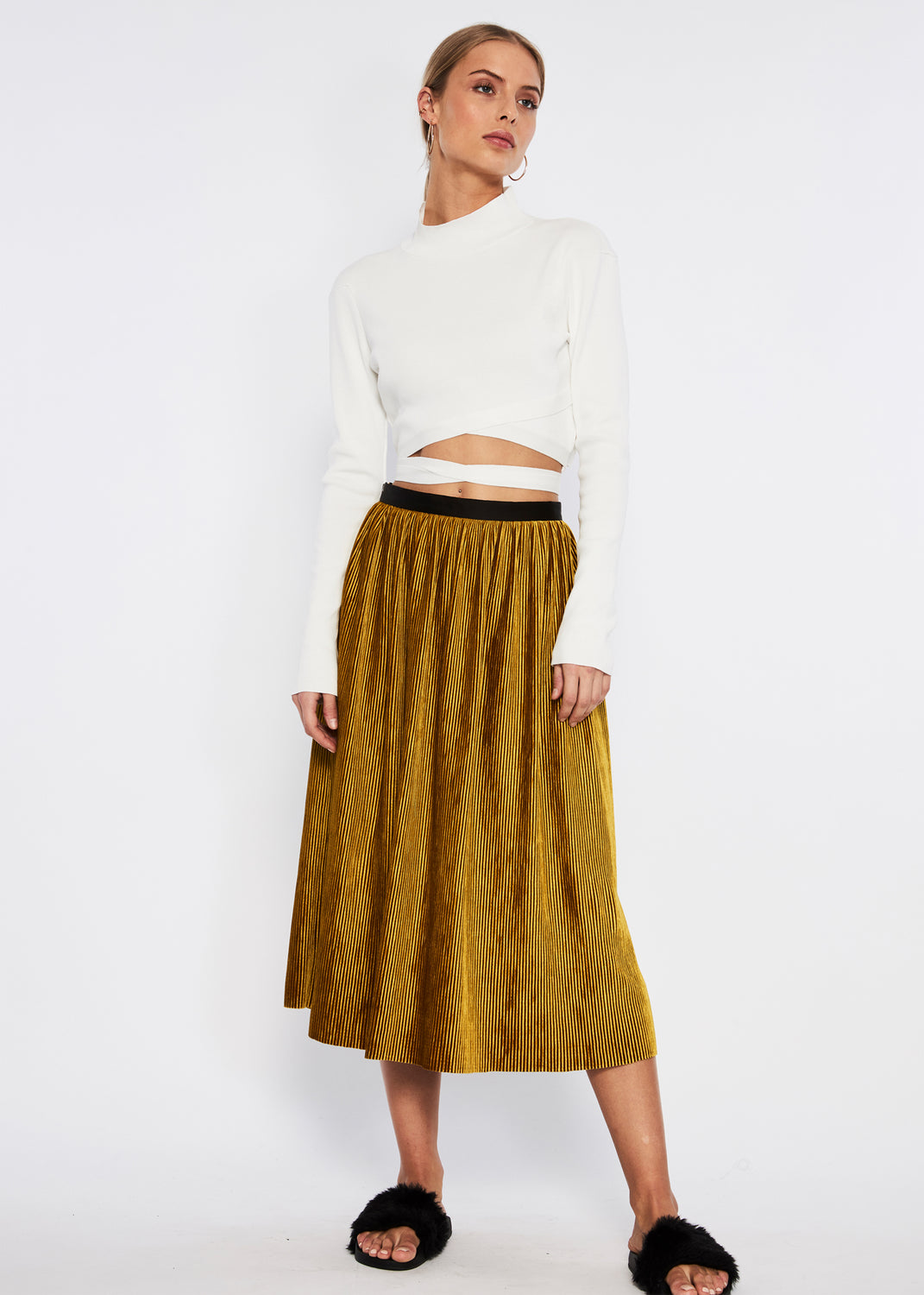 Carly Skirt