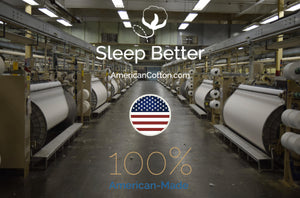 Wear, Cook and Sleep in America With Made in America Products