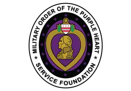 The Purple Heart Foundation seal