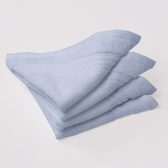American Made 100% Cool Flow Cotton Wash Cloth