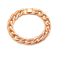 Bianca Rose Gold Bracelet