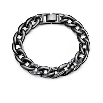 Bianca Black Diamond Bracelet