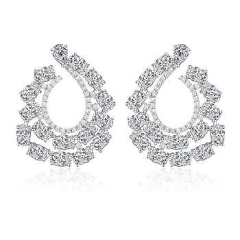 Sadie Crystal Earrings