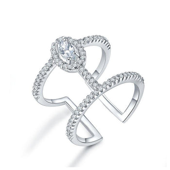 Colly Adjustable Ring