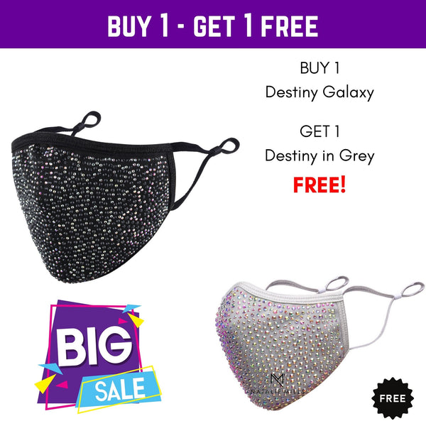End of Season Sale! Buy 1 Galaxy, Get 1 Grey FREE