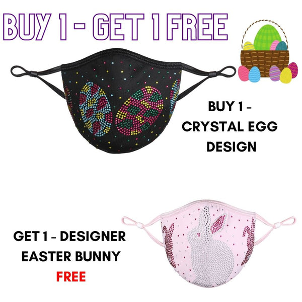 BOGO - Easter Collection! Easter Egg & Bunny Collection Designs