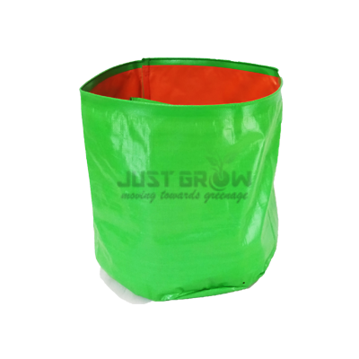 HDPE Grow Bags 12 X 15 inches Round | justgrow