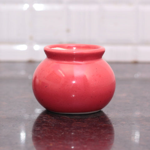 Round Ceramic Pot - Small | Just Grow