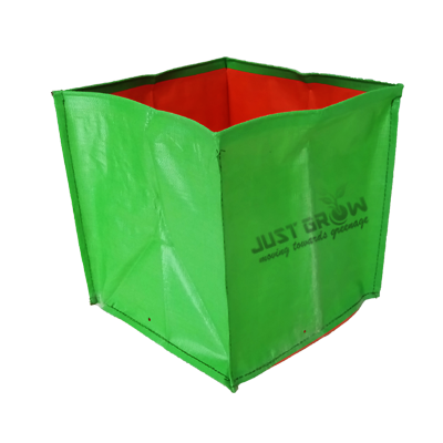 HDPE Grow Bags 12 x 12 x 12 inches Rectangular | Just Grow
