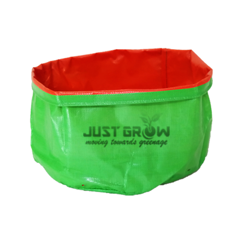 HDPE Grow Bags 24 X 12 inches Round | justgrow