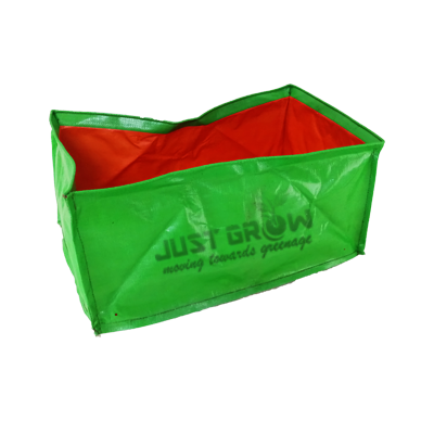 HDPE Grow Bags 18 x 9 x 9 inches Rectangular | justgrow