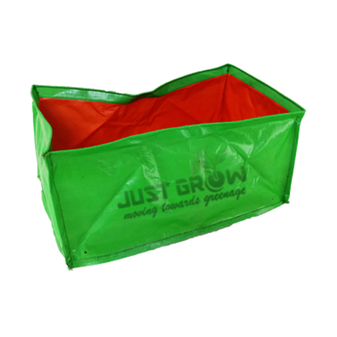 HDPE Grow Bags 24 x 12 x 12 inches Rectangular | justgrow