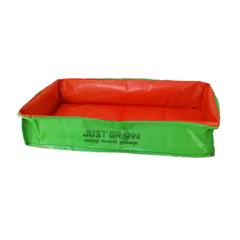 HDPE Grow Bags 24 x 12 x 9 inches Rectangular | justgrow
