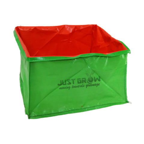HDPE Grow Bags 24 x 24 x 12 inches Rectangular | Just Grow