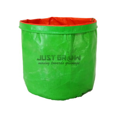 HDPE Grow Bags 9 X 9 inches Round | justgrow