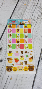 Numbered Index Tabs Bullet Journal/ Planner Stickers