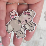 Sparkly Koala Stickers - BENEFITS AUSTRALIA
