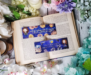Gilmore Girls Quotes Double Sided Bookmark
