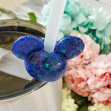 Mickey Mouse Straw Toppers - bibliophileprints
