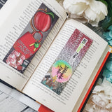 CleartheList Foundation Official Donor Bookmark: Diamond Donor, Double Sided Bookmark - bibliophileprints