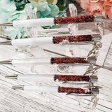 Charmed Dumbledore Inspired Pen Glitter Filled Pens