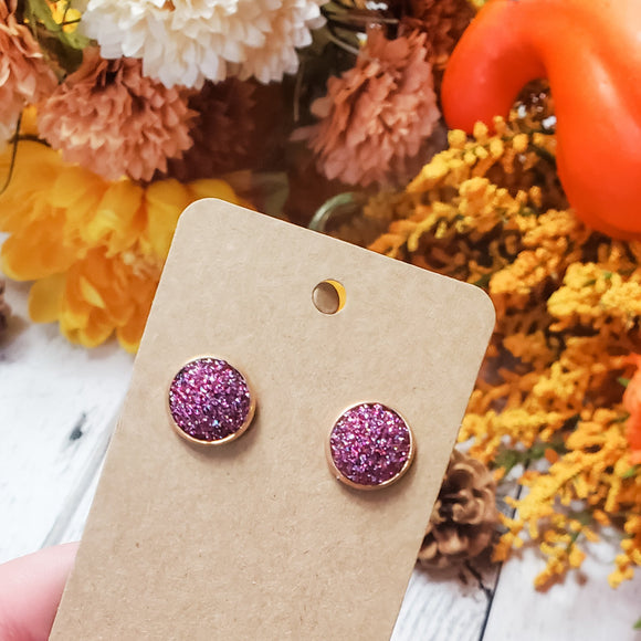 Stud Earrings inspired by My Lady Jane - bibliophileprints