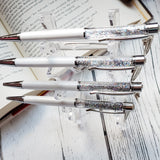 Charmed Game of Throne Pen - Glitter Filled Pens