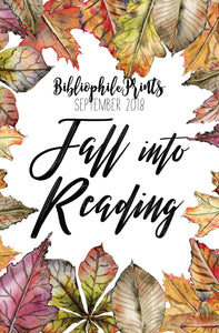Fall Box Exclusives - Mini Reading Challenge Journal