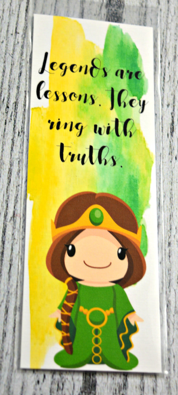 Brave - Queen Bookmark