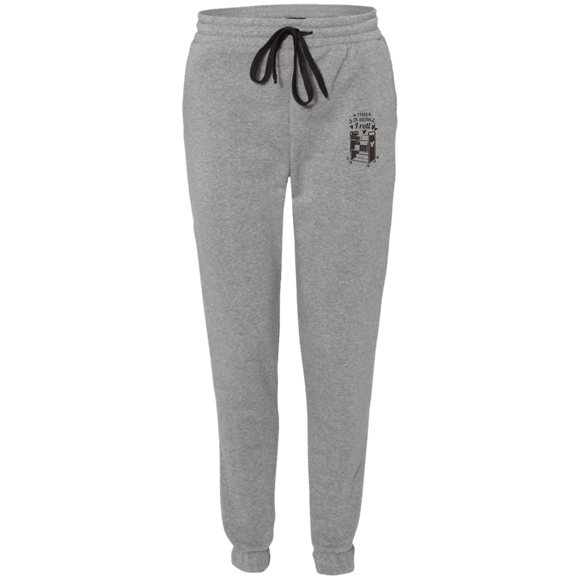This is How I Roll BU8800 Adult Fleece Joggers