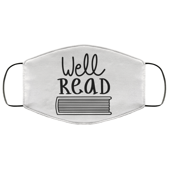 Well Read FMA Face Mask - bibliophileprints