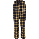 Books Circle F20 Unisex Flannel Pants - bibliophileprints