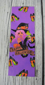 Halloween Witches - Purple