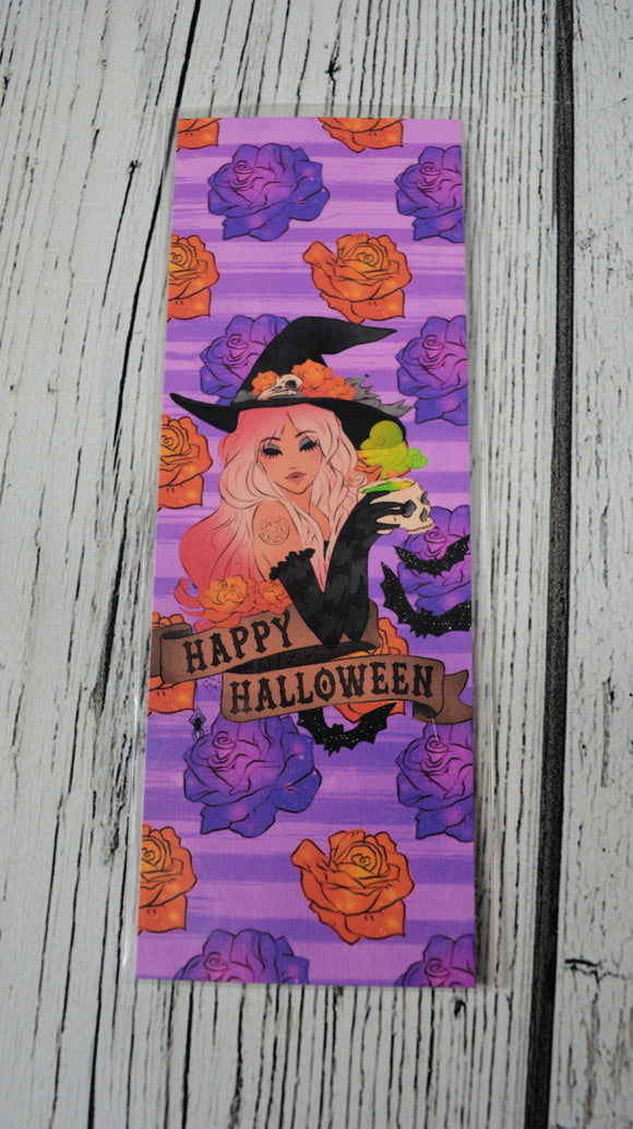 Halloween Witches - Pink and Purple
