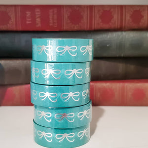Typewriter Series Washi - Aqua