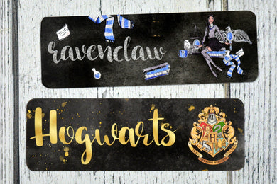 Ravenclaw Double Sided Bookmark