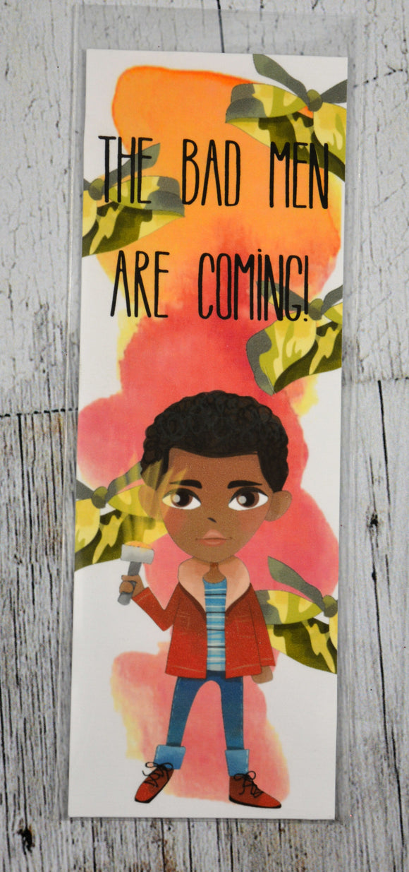 Stranger Things - Lucas Quote Bookmark