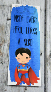 Superman Bookmark