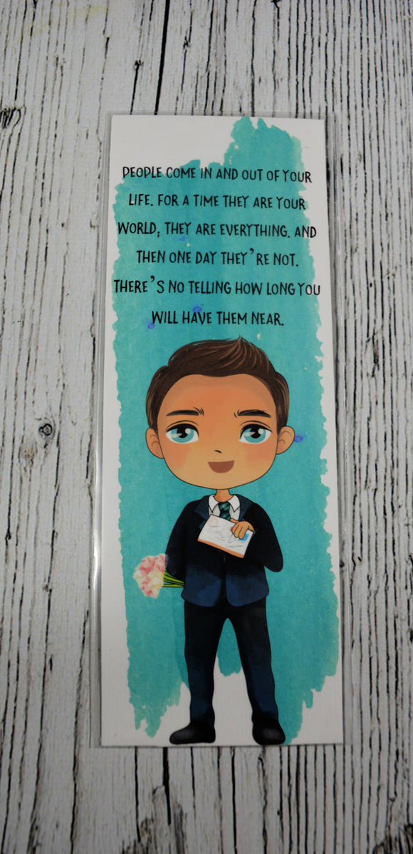 To All the Boys I've Loved Before Series - John Bookmark