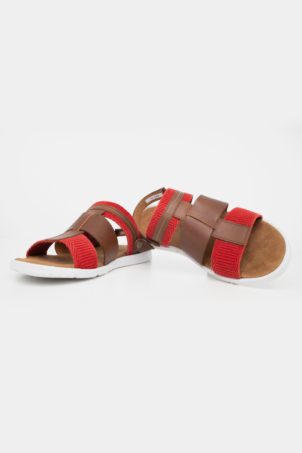 Boronea Sandals Red - Boronea