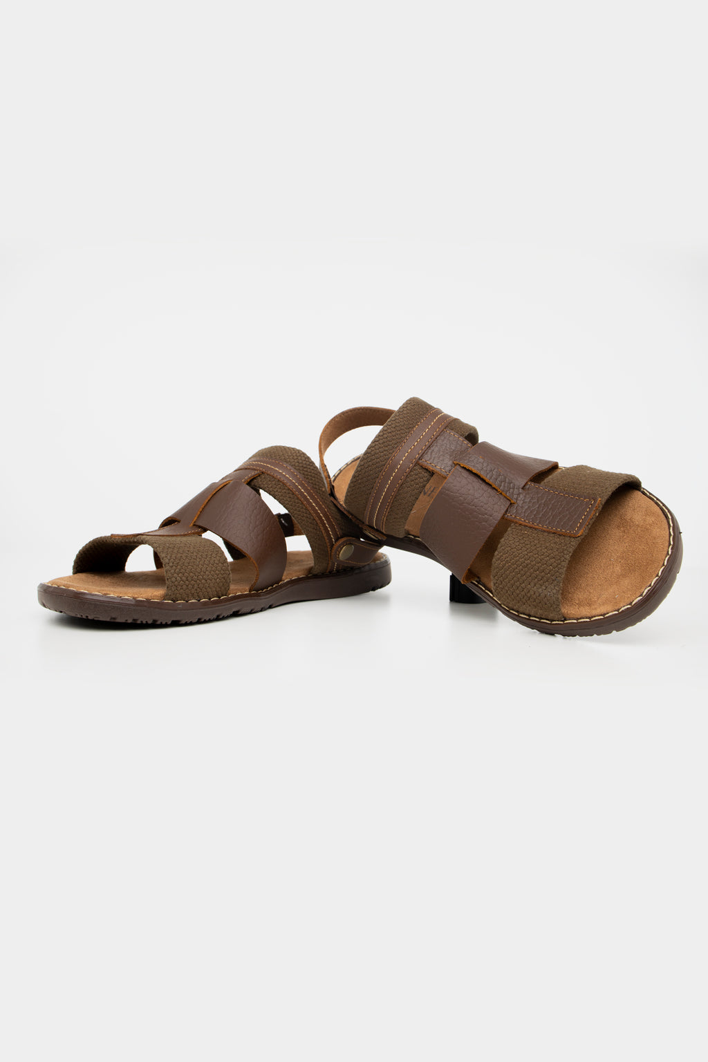 Boronea Sandals Brown - Boronea