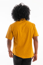 Load image into Gallery viewer, Denia Yellow Short-Sleeve