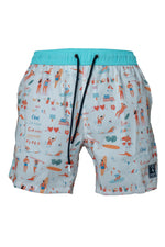 Load image into Gallery viewer, Aloha Swim Shorts