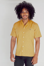 Load and play video in Gallery viewer, Denia Yellow Short-Sleeve