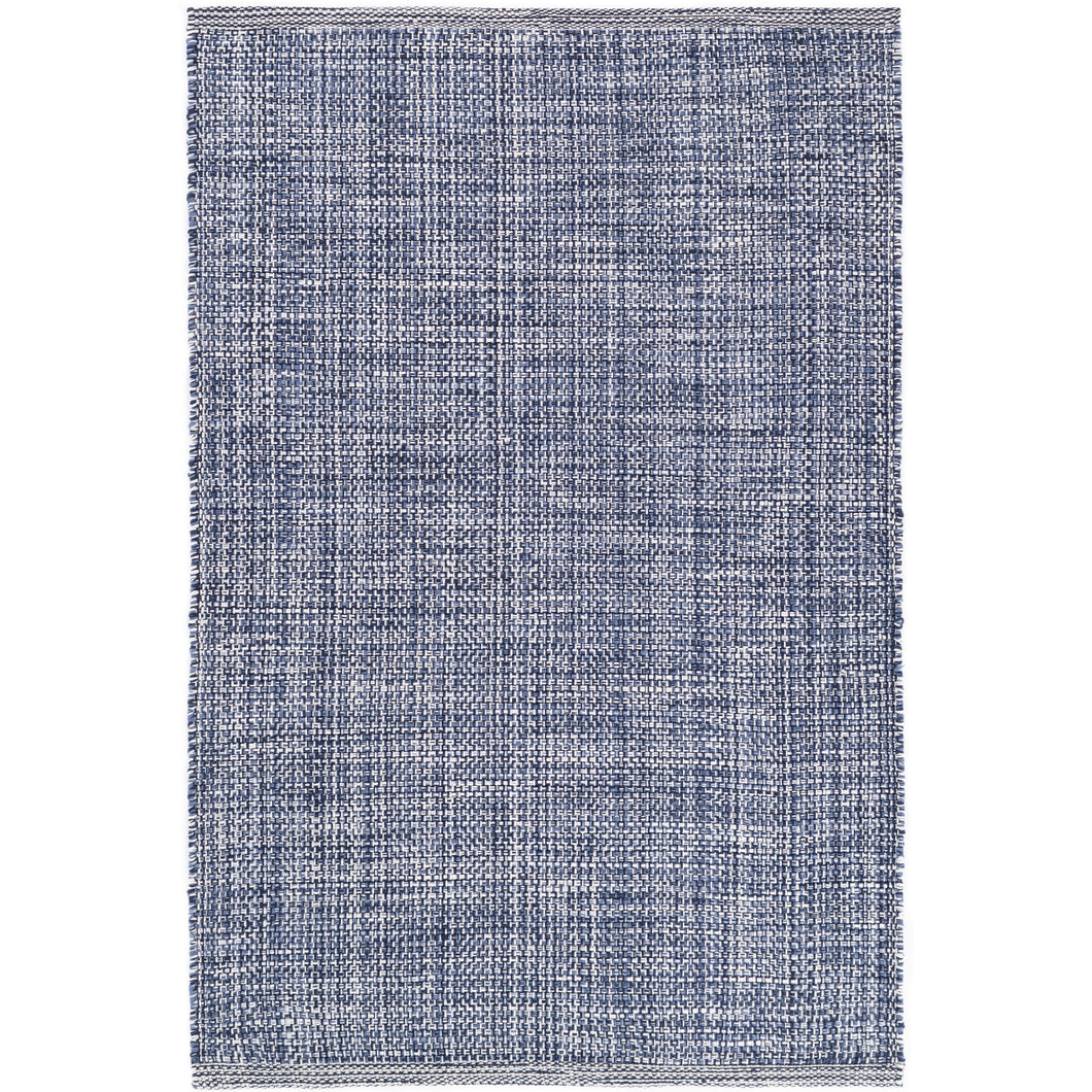 Fusion Blue 6X9 Area Rug Indoor/Outdoor