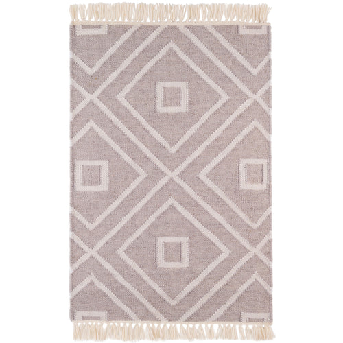 Mali Grey 5X8 Area Rug Indoor/Outdoor