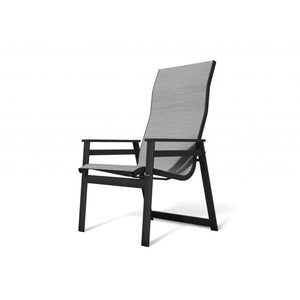 Mobel Stackable Patio Chair - Anthracite