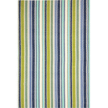 Pond Stripe 6X9 Area Rug Indoor/Outdoor
